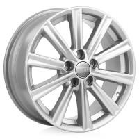 КиК Тойота Камри 6.5x16 5x114.3 ET 50 Dia 60.1 (серебро)
