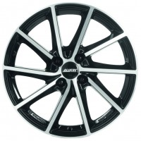 Alutec Singa 6x15 4x100 ET 39 Dia 56.6 (diamond black front polished)