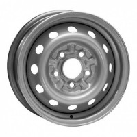 KFZ 6355 Ford 5.5x14 4x108 ET 37.5 Dia 63.3 (Silver)
