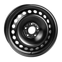 KFZ 8337 Ford 6.5x15 5x160 ET 60 Dia 65.1 (Silver)