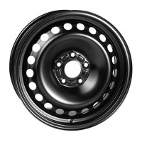 KFZ 8715 Renault 6.5x15 4x100 ET 45 Dia 60.1 (Silver)