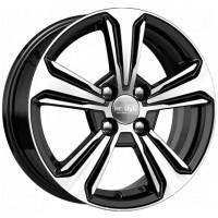 КиК Hyundai Solaris (КС777) 6x15 4x100 ET 46 Dia 54.1 (серебро)