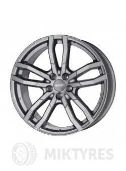 Диски Alutec DriveX 9x20 5x120 ET 43 Dia 72.6 (Metal Grey Front Polished)
