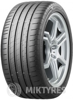 Шины Bridgestone Potenza S007A 265/40 ZR19 102Y XL