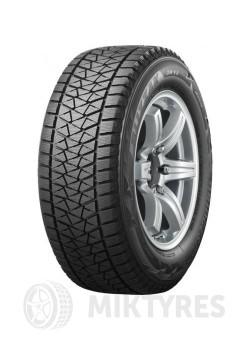 Шины Bridgestone Blizzak DM-V2 285/65 R17 116R