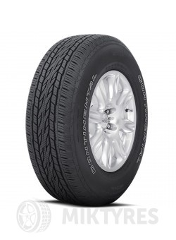 Шины Continental ContiCrossContact LX2 255/65 R17 110H
