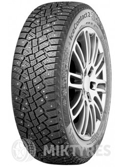 Шины Continental IceContact 2 175/65 R15 88T XL