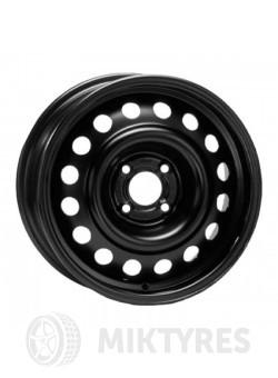 Диски KFZ 5220 Hyundai 5x14 4x100 ET 46 Dia 54.1 (черный)