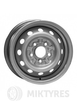 Диски KFZ 6790 Opel 5.5x14 4x100 ET 49 Dia 56.6 (Silver)