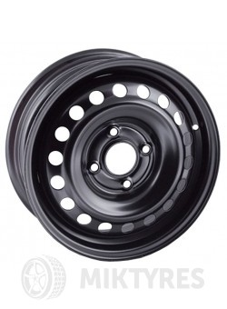 Диски KFZ 7255 Ford 6x15 4x108 ET 47.5 Dia 63.3 (черный)