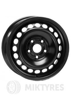 Диски KFZ 7730 Nissan 5.5x15 4x114.3 ET 40 Dia 66.1 (черный)