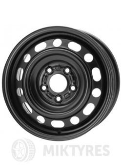 Диски KFZ 8305 Nissan 5.5x15 4x100 ET 50 Dia 60.1 (черный)