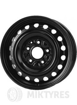 Диски KFZ 8795 Ford 6x15 5x108 ET 52.5 Dia 63.3 (черный)