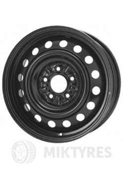 Диски KFZ 9145 Toyota 6x15 4x100 ET 45 Dia 54.1 (черный)