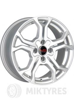 Диски LegeArtis Concept RN504 6,5x15 4x100 ET 38 Dia 60,1 (Silver)
