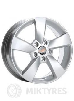 Диски LegeArtis Concept VW507 6x15 5x100 ET 38 Dia 57.1 (серебристый)