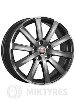Диски LegeArtis Concept VW526 6,5x16 5x112 ET 50 Dia 57,1 (Антрацитовый с полированной лицевой поверхностью)