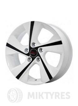 Диски LegeArtis Concept HND509 7x17 5x114.3 ET 40 Dia 67.1 (Белый с черными элементами)