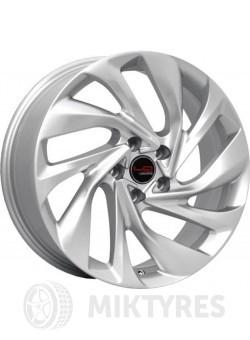 Диски LegeArtis Concept Ci505 6.5x16 4x108 ET 23 Dia 65.1 (серебристый)