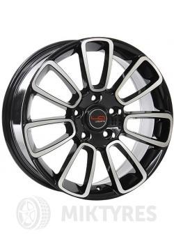 Диски LegeArtis Concept GM501 6.5x16 5x105 ET 39 Dia 56.6 (Черный с полированной лицевой поверхностью)