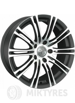 Диски Replay BMW (B91) 7.5x17 5x120 ET 14 Dia 72.6 (GMF)
