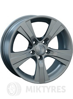 Диски Replay Chevrolet (GN23) 7x18 5x115 ET 45 Dia 70.1 (silver)