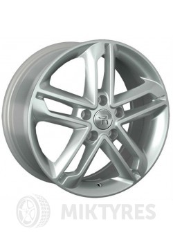 Диски Replay Chevrolet (GN34)7x18 5x105 ET 38 Dia 56.6 (silver)