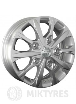 Диски Replay Ford (FD114) 5.5x16 5x160 ET 62 Dia 65.1 (silver)