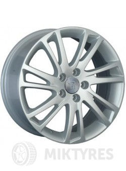 Диски Replay Ford (FD120) 7.5x17 5x108 ET 55 Dia 63.3 (Silver)