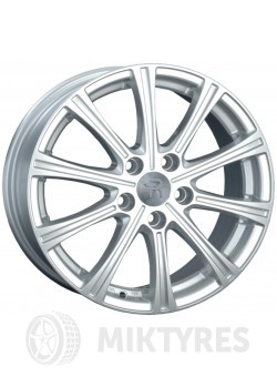 Диски Replay Ford (FD52) 6.5x16 5x108 ET 50 Dia 63.3 (silver)