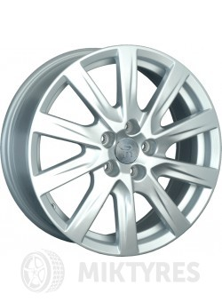 Диски Replay Ford (FD60) 7x17 5x108 ET 55 Dia 63.3 (silver)