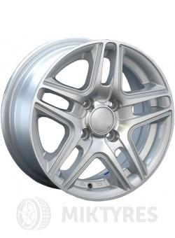 Диски Replica Audi (A103) 8x18 5x112 ET 39 Dia 66.6 (SF)