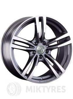 Диски Replay Audi (A119) 8x18 5x112 ET 39 Dia 66.6 (MBF)