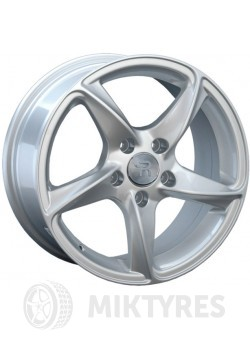 Диски Replay Audi (A32) 7.5x16 5x112 ET 45 Dia 66.6 (GM)