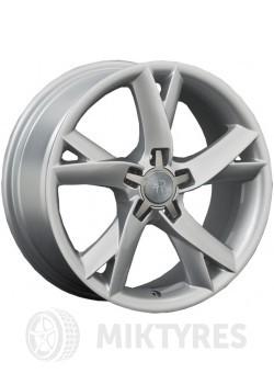 Диски Replica Audi (A33) 8x17 5x112 ET 38 Dia 57.1 (silver)