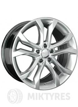 Диски Replica Audi (A35) 7.5x17 5x112 ET 45 Dia 66.6 (silver)