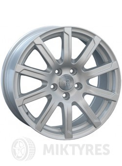 Диски Replica Audi (A67) 8x17 5x112 ET 47 Dia 66.6 (silver)