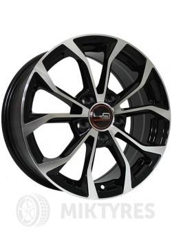 Диски Replica Audi (A69) 7.5x17 5x112 ET 45 Dia 66.6 (silver)