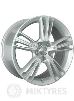 Диски Replay Audi (A77) 8x18 5x112 ET 39 Dia 66.6 (silver)