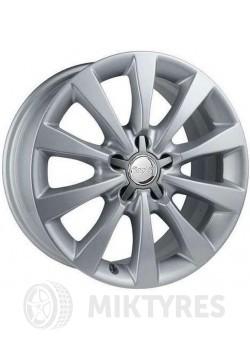 Диски Replay Audi (A97) 8x17 5x112 ET 39 Dia 66.6 (silver)