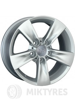 Диски Replay BMW (B131) 8x17 5x120 ET 34 Dia 72.6 (silver)